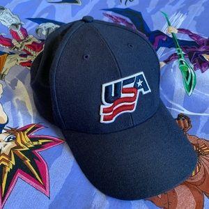 Nike USA Hockey Hat